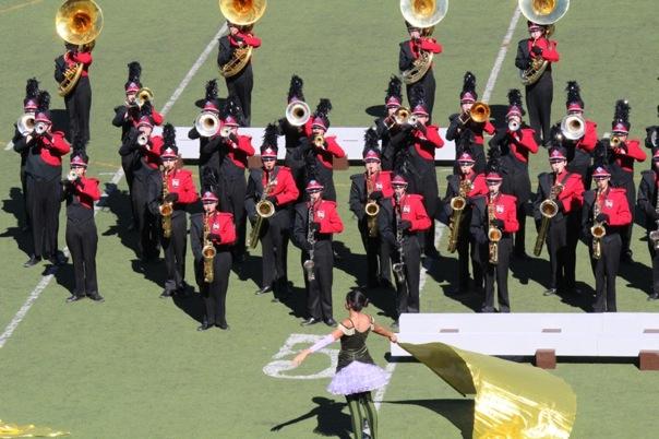 Murrieta Valley High School Band Music Program