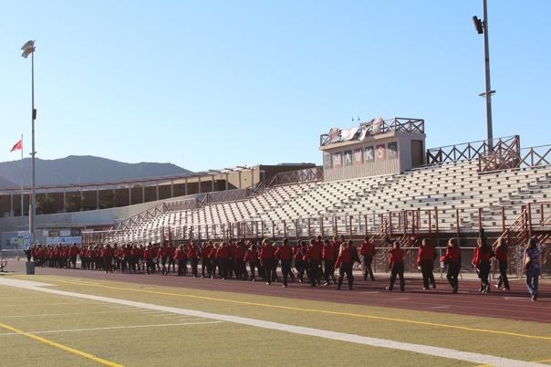 Murrieta Valley High School Band Alumni