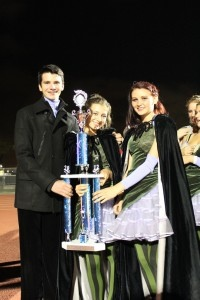 MVHS Band and Color Guard