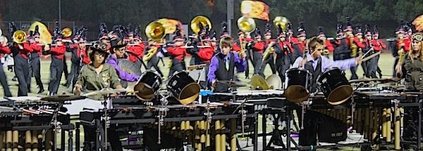 Murrieta Temecula California High School Band