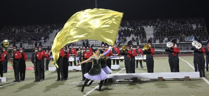 Murrieta Valley Music Program - Symphonic and Marching Band